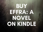 Buy Effra a novel on kindle